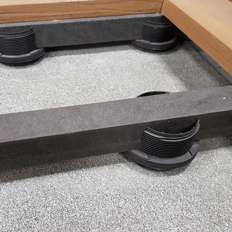 Install Millboard with a Joist Cradle