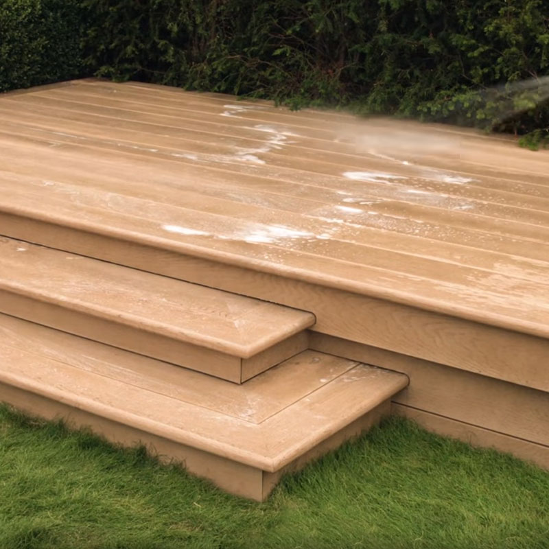 How to Maintain Millboard Decking