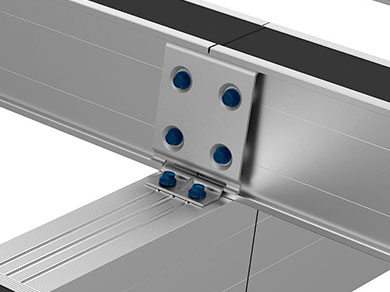 Slot-and-screw-assembly
